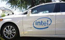 Intel hợp tác với nhà sản xuất ô tô Trung Quốc SAIC để nghiên cứu xe tự lái