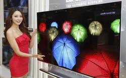 LG Display: màn hình OLED sẽ chiếm 40% doanh thu công ty vào năm 2020