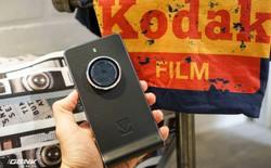 [CES 2018] Cận cảnh điện thoại chuyên chụp hình Kodak Ektra