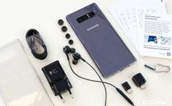 Galaxy Note 8 phiên bản Tím khói - Cú hích đầu năm đến từ Samsung