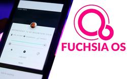 Google đang tiến hành thử nghiệm hệ điều hành bí ẩn Fuchsia trên Pixelbook