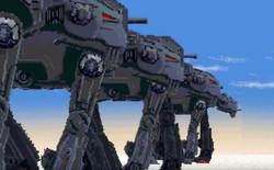 Xem cảnh cuối Star Wars: The Last Jedi được dựng lại dưới dạng phim hoạt hình 16-bit