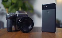 """Google Pixel 2 """"đọ"""" với máy ảnh chuyên nghiệp Hasselblad H4D: châu chấu liệu có thắng voi?"""