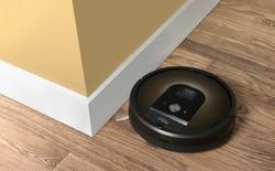 """Máy hút bụi tự động của Roomba sắp sửa cho bạn biết ngồi ở đâu sóng WiFi """"căng"""" nhất"""