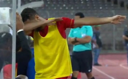 Cầu thủ bóng đá Ả Rập Xê Út này có thể bị đi tù chỉ vì... dab với đồng đội