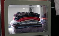 [CES 2018] Video cận cảnh máy gấp đồ có thể dọn gọn gàng tủ quần áo của bạn trong 4 phút