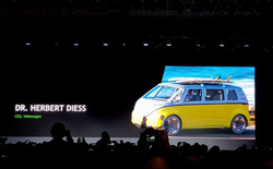 [CES 2018] Gã khổng lồ Volkswagen chính thức hợp tác với NVIDIA để mang công nghệ AI lên xe hơi