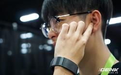 [CES 2018] Trên tay vòng đeo thông minh Sgnl cho phép nhận cuộc gọi thông qua ngón tay