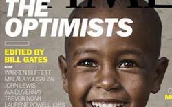 Bill Gates trở thành biên tập viên khách mời đầu tiên của tạp chí Time