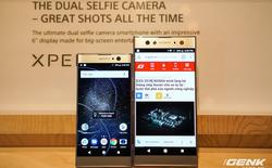 [CES 2018] Trên tay bộ đôi smartphone Sony Xperia XA2/XA2 Ultra: camera selfie kép ấn tượng, chip Snapdragon 630, RAM 3GB/4GB cùng dung lượng pin mạnh mẽ