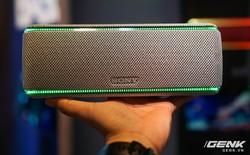 [CES 2018] Ảnh thực tế bộ ba loa Extra Bass mới của Sony: thiết kế thay đổi, chống nước tốt hơn