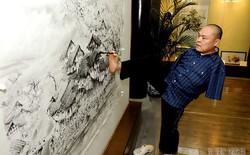 Ngả mũ thán phục trước nghị lực phi thường của những nghệ sĩ khuyết tật