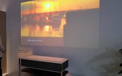 [CES 2018] Sony ra mắt máy chiếu 4K độc đáo với mức giá 30.000 USD, đủ khả năng thay thế một chiếc TV OLED cao cấp