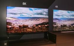 """Cảm nhận ban đầu về TV """"biến mọi thứ thành 8K"""" của Samsung: chiếu clip 480p trên TV 85 inch xem vẫn nét"""
