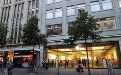 Cửa hàng Apple Store ở Thụy Sỹ phải sơ tán do iPhone 6s Plus bốc cháy