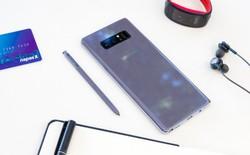 Samsung chính thức ra mắt Galaxy Note8 tím khói ở Việt Nam: theo xu hướng màu của năm 2018, giá không đổi
