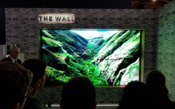 [CES 2018] Đây là chiếc TV Micro LED 146 inch - một trong những sản phẩm ấn tượng nhất CES 2018