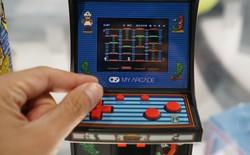 [CES 2018] Máy chơi game thùng tí hon của My Arcade: Khi tuổi thơ nằm gọn trong lòng bàn tay
