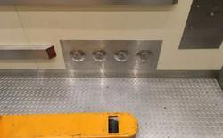 [Vui] Từ thang máy chọn tầng bằng chân cho tới đôi đũa hình cái dĩa, bạn sẽ phải bất ngờ vì chúng quá thông minh