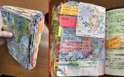 Sách càng nát, học càng giỏi: Cứ xem cuốn sách của học sinh đạt điểm tối đa môn lịch sử trong kỳ thi Đại học ở Nhật sẽ rõ!