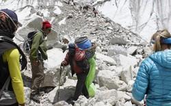 Người đàn ông mang quyết tâm dọn hết phân trên đỉnh Everest