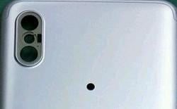 Xiaomi Mi 6X lộ ảnh mặt sau, camera kép xếp dọc chẳng khác gì iPhone X