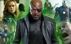 """Giả thuyết """"Avengers 4"""": Lẽ nào Nick Fury đã biết về tương lai """"ăn hành"""" của Avengers?"""