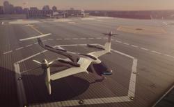 """Uber thuê chuyên gia hàng đầu từ Tesla để triển khai dịch vụ """"ô tô bay"""""""