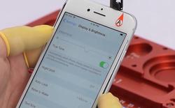 """iPhone thay màn hình bởi bên thứ ba sẽ mất tính năng chỉnh độ sáng tự động, kể cả màn hình """"zin"""""""