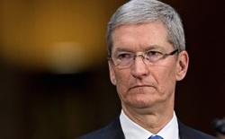 """""""Cơn sóng ngầm"""" nào khiến nhân viên Apple không mấy tin tưởng vào Tim Cook?"""