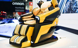 [CES 2019] Thư giãn cũng phải chất với ghế massage Lamborghini giá bán gần 700 triệu Đồng