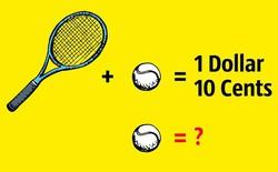 Nếu muốn biết bạn thông minh đến mức độ nào, hãy thử sức với 3 câu đố này của giáo sư Mỹ