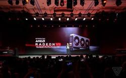 [CES 2019] AMD ra mắt Radeon VII, card đồ họa 7nm đầu tiên trên thế giới