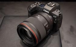 Canon xác nhận đang phát triển máy ảnh không gương lật full-frame có khả năng quay video 8K