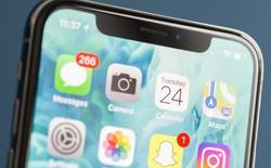 Ngắm ý tưởng iPhone với màn hình đục lỗ: Liệu có bớt lấn cấn hơn tai thỏ?