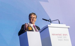 Được quỹ của Bill Gates tài trợ, bệ xí dùng giun để xử lý phân sẽ là tương lai vệ sinh toàn cầu