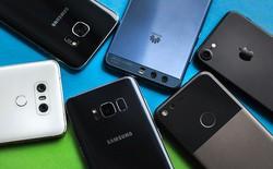 """Ngân hàng Credit Suisse dự báo, nhu cầu smartphone mới đang rơi tự do """"không thấy đáy"""""""