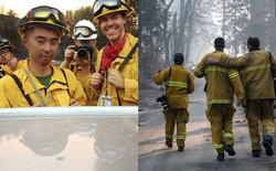 """Tình bạn thử lửa: Những nhiếp ảnh gia nơi tiền tuyến """"địa ngục lửa"""""""