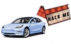 Tesla sẽ tặng một chiếc Model 3 cho ai hack được chiếc xe này