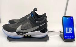 Nike ra mắt mẫu giày tự thắt dây mới, sạc không dây, điều khiển bằng ứng dụng smartphone và rẻ bằng 1/2 HyperAdapt 1.0