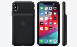 Apple ra mắt vỏ ốp Smart Battery Case mới cho iPhone Xs, Xs Max và XR