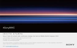 Sony chính thức gửi thư mời tham gia sự kiện MWC 2019 vào ngày 25 tháng 2, có thể ra mắt Xperia XZ4, XA3 và XA3 Ultra