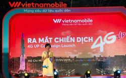 Vietnamobile tuyên bố hoàn tất 100% phủ sóng 4G ở 20 tỉnh thành miền Nam, giới thiệu gói Siêu thánh UP miễn phí 4G với 50 nghìn/tháng