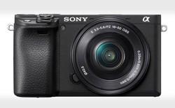 Sony công bố máy ảnh không gương lật A6400: Cảm biến APS-C, lấy nét tốc độ cao, màn hình lật