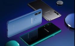 Samsung Galaxy A60 (A8s Lite) với màn hình đục lỗ dự kiến ra mắt vào tháng 4