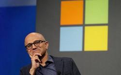 Không phải Apple hay Amazon, Microsoft mới là công ty đứng đầu năm 2018 về giá trị thị trường
