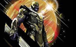 Bộ ảnh quảng bá Avengers: Endgame bị rò rỉ, hé lộ Thanos mất găng tay vô cực phải dùng kiếm, Hulk có giáp mới