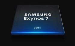 Samsung trình làng chip Exynos 7904 với những tính năng cao cấp cho smartphone tầm trung
