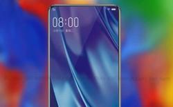 Lộ ảnh thiết kế của smartphone không viền, không nút bấm Vivo APEX 2019