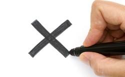 """Có đến 9 cách để viết dấu """"X"""" và Internet đang cãi nhau ỏm tỏi vì chuyện đó"""
